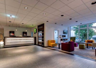 Park Inn by Radisson Goettingen Lobby